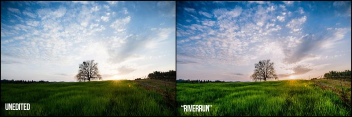before after preset image