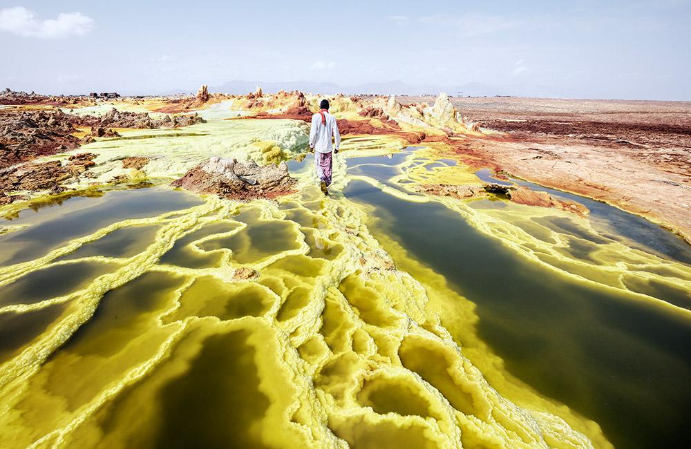 Andrea Frazzetta   Danakil: Land of Salt and Fire