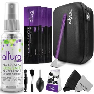Altura Photo Professional Cleaning Camera Kit