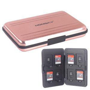 Honsky memory card case