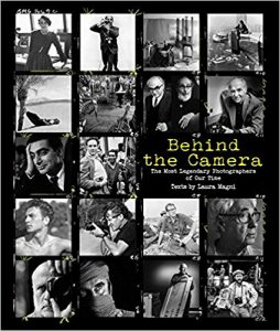 behind the camera book