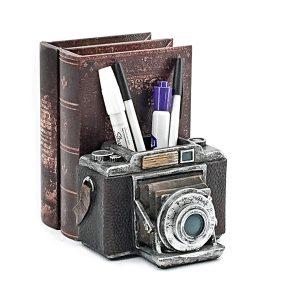 camera pencil box